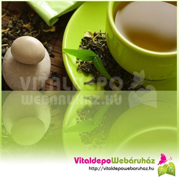 Zöld tea, te csodás!