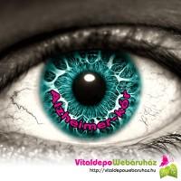 Alzheimer-kór tükre a szem