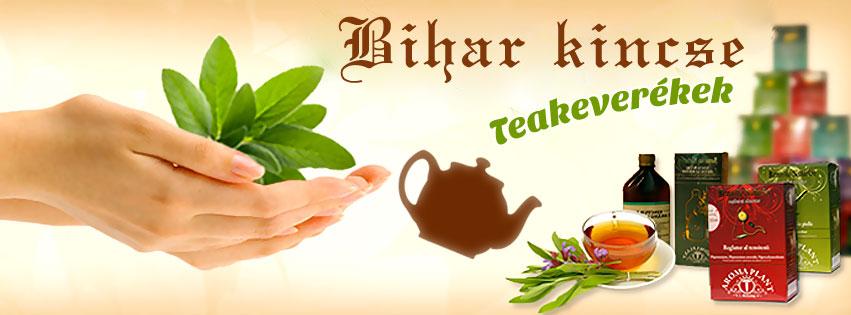 Bihar Kincse teakeverékek