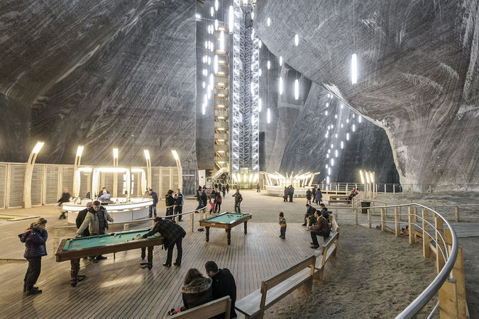 Tordai sóbánya – a világ hihetetlen, eldugott látványossága