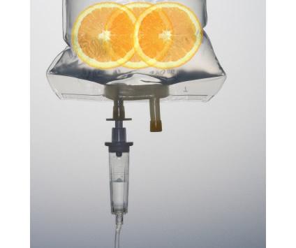 Intravénás C-vitamin daganatos betegeknél történő használata
