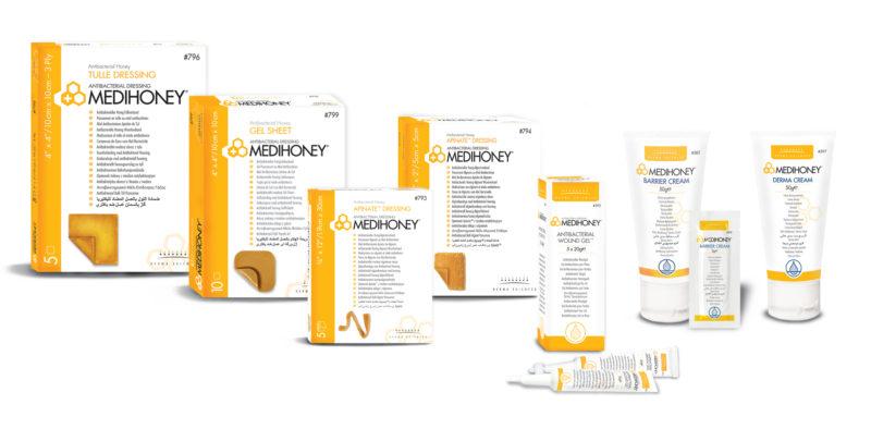 Medihoney termékcsalád