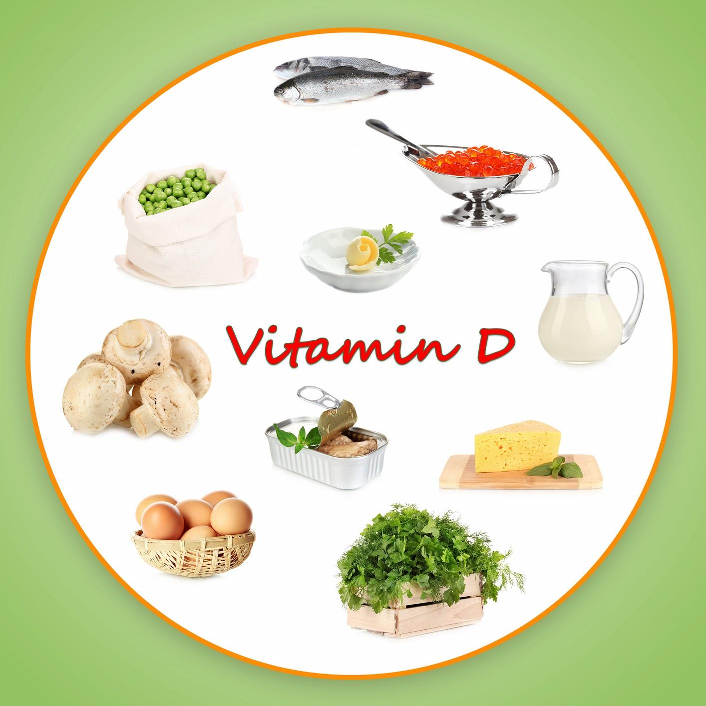 D-vitamin pótlás természetesen