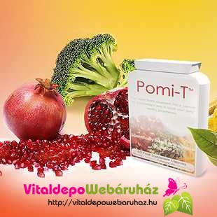Pomi-T, avagy antioxidánsokkal a daganatok ellen!