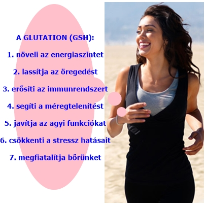 Miért érdemes glutationt fogyasztani?