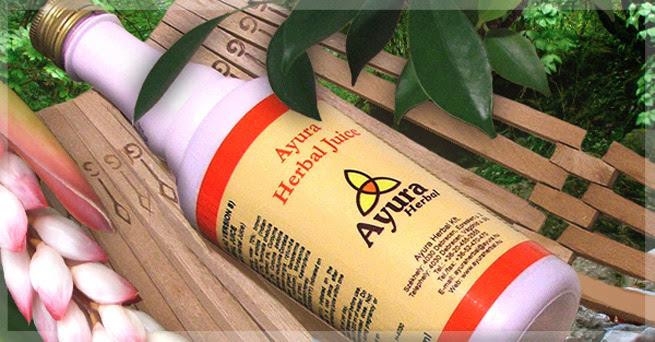 Ayura Herbal Juice, a palackba zárt egészség!