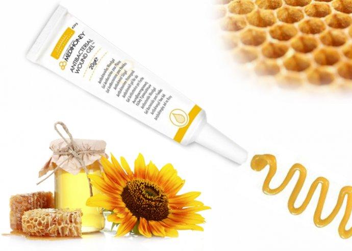Orvosi méz és a modern sebgyógyítás