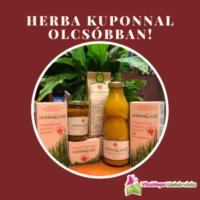 HerbaClass termékek KUPONNAL olcsóbban-nagy!